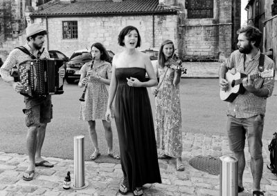 Groupe La Cavale à Clamecy