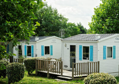 Photos de mobil-home et camping