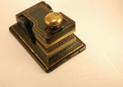 Photos d'objets pour catalogue
