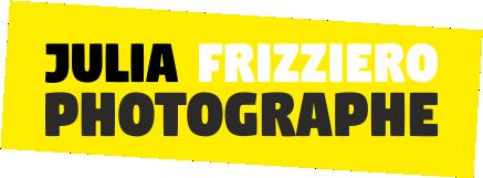 Julia Frizziero - Photographe