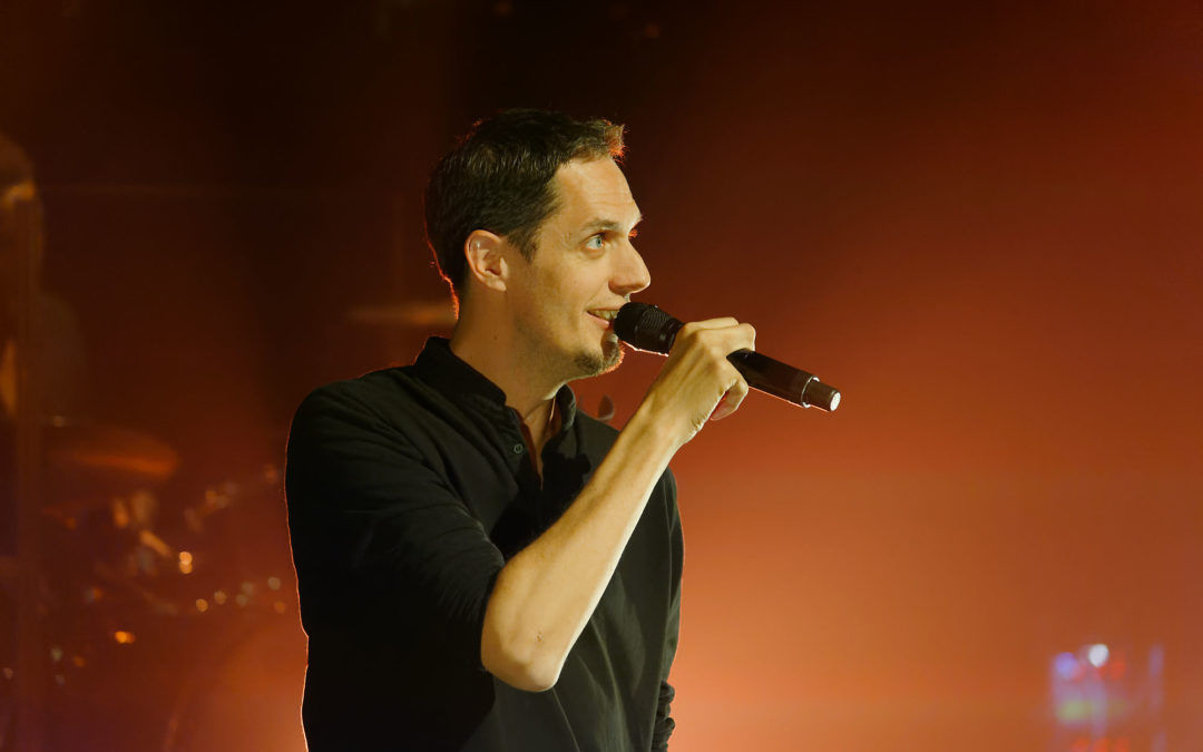 Grand Corps Malade en concert à Mitry-Mory